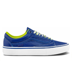 Tênis Vans Quartersnacks Old Skool PRO Azul