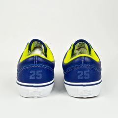 Tênis Vans Quartersnacks Old Skool PRO Azul - Ratus Skate Shop