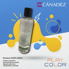 Shampoo ACIDO x300ml.