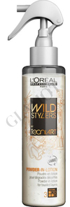 Powder In Lotion Wild Stylers By Tecni Art Loreal x150ml