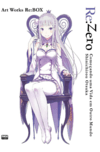 Artbook Re:Zero – Art Works Re:BOX