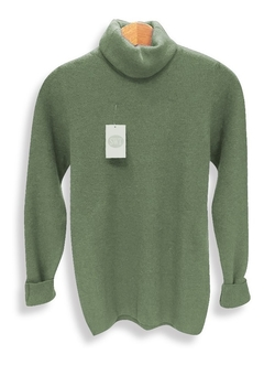 Polera Sweater Bremer Morley Dama Pura Lana Merino Y Angora Marca Switch Sweaters - Switch Sweaters