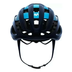 CAPACETE ABUS AIRBREAKER MOVISTAR ROAD PRO TEAM na internet