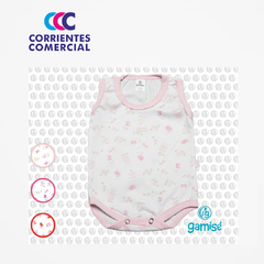 "BODY ESTAMPADO ""GAMISE"" SIN MANGA MAGIC KIDS - CORRIENTES COMERCIAL"