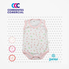 "BODY ESTAMPADO ""GAMISE"" SIN MANGA MAGIC KIDS - comprar online"