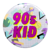 Botton 90s Kid
