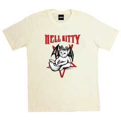 Camiseta Off-White Hell Kitty