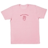 Camiseta Rosa Real Heart