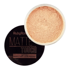 Pó Solto Matte Touch Light Neutral - Ruby Rose