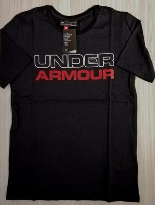 Remeras Under Armor CasualFit importadas en internet