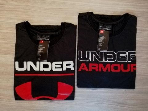 Remeras Under Armor CasualFit importadas