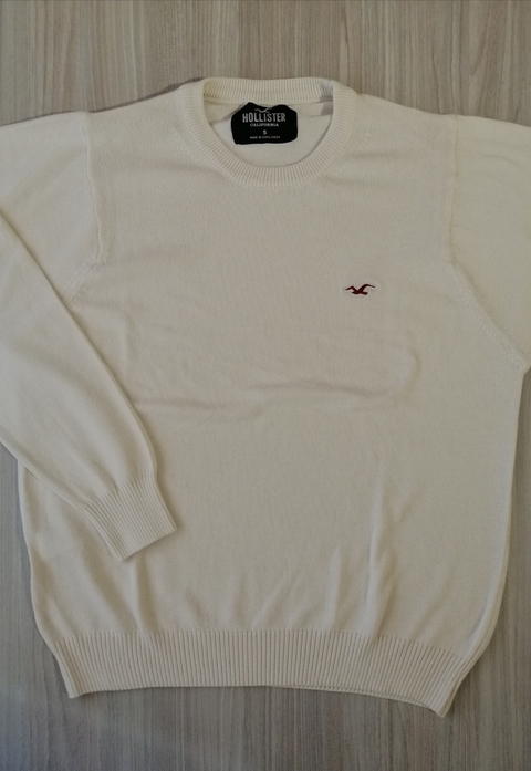 Sweater Hollister Classic importado