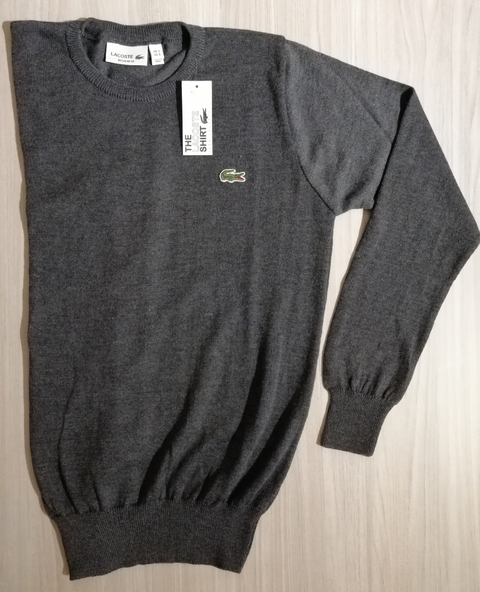 Sweaters Lacoste Classic Hilo importados