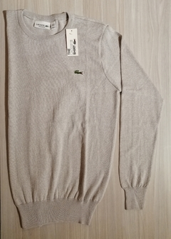 Sweaters Lacoste Classic Hilo importados - Argenwear