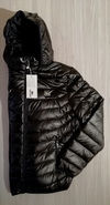Campera Lacoste Rubber Feather