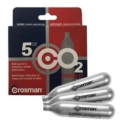 CAPSULAS CO2 CROSMAN M.2311 C/U (RI20259)
