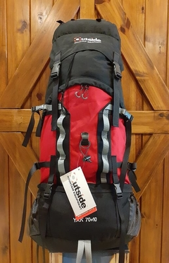 MOCHILA YAK 70+10 L OUTSIDE (BM2030) en internet
