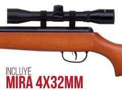 RIFLE CROSMAN C.4,5 OPTIMUS CO1K77 (RI0420) en internet