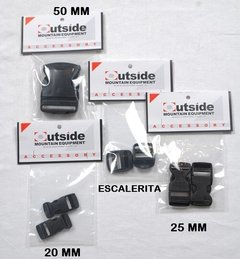 KIT DE HEBILLAS AUTOMATICAS 50 MM OUTSIDE (BM3122)