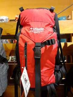 MOCHILA ANDES 20 L OUTSIDE (BM20125) - Camping Shop