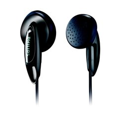 Auriculares Philips SHE1350 Negros