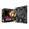 Motherboard Gigabyte A320M-S2H Socket AM4