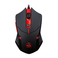Kit Teclado Mécanico y Mouse Gamer Redragon Essentials K552-BA