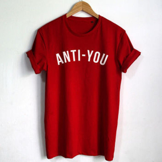 Camiseta Anti You