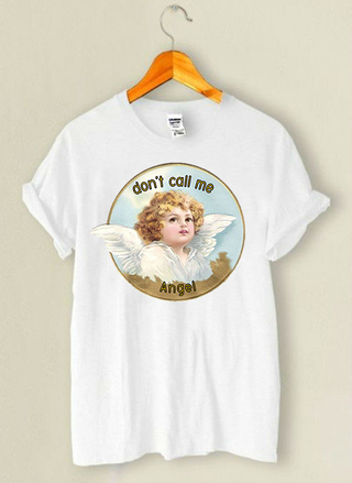 Camiseta Don't Call Me Angel
