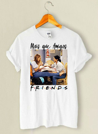 Camiseta Mais Que Amigas Friends