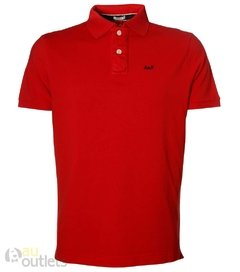 Camisa polo masculina Abercrombie & Fitch Offegant