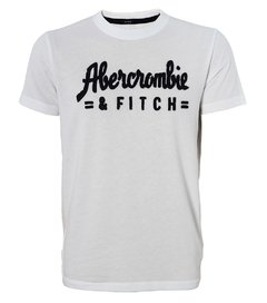 Camiseta masculina Abercrombie & Fitch Patriot
