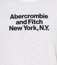 Camiseta masculina Abercrombie & Fitch Founder - comprar online