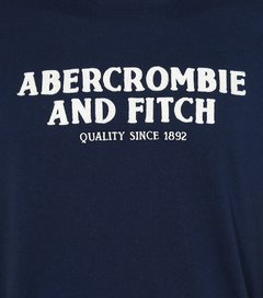Camiseta masculina Abercrombie & Fitch Strond - comprar online