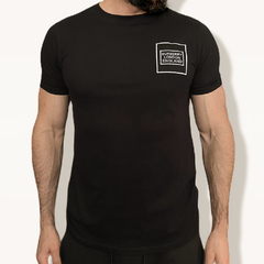 Camiseta masculina Burberry Club BLK