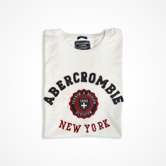 Camiseta masculina Abercrombie & Fitch S&R Division - comprar online