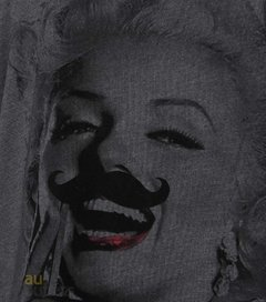 Camiseta regata feminina Marilyn Smile - Closety