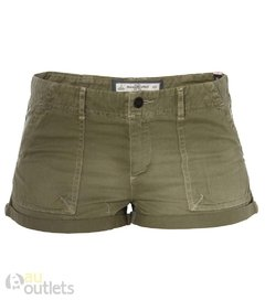 Short feminino Abercrombie & Fitch Ranch