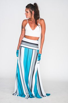 Cropped Básico Tati Off White - The Blend Shop