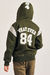 "8028 CAMPERA C/ RECORTES ""WHATEVER 84"" 