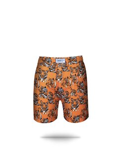Shorts Regular Tigre - comprar online