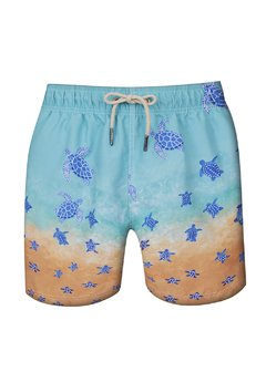 Shorts Regular Txai Ciclo