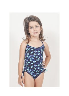 Kids One Piece Sofia Aqua 20