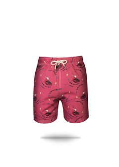 Shorts Regular Pesca