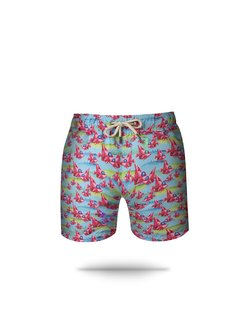 Shorts Especial Regular Mar Grego