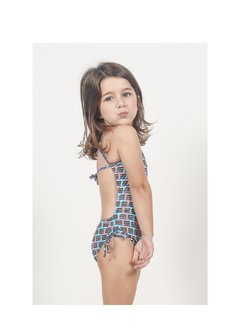 Kids One Piece Sofia Graphic Boat - buy online