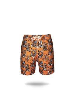 Shorts Regular Tigre
