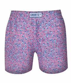 Shorts Especial Regular Mar - comprar online