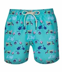 Shorts Especial Regular Lambretas