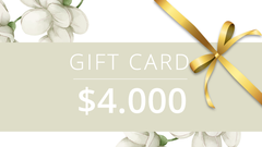 GIFT CARD $4.000